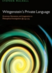 Обложка книги  - Wittgenstein's Private Language