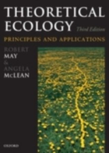 Обложка книги  - Theoretical Ecology: Principles and Applications