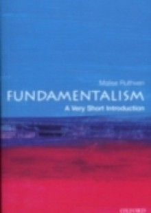 Обложка книги  - Fundamentalism: A Very Short Introduction