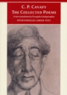 Обложка книги  - Collected Poems with parallel Greek text