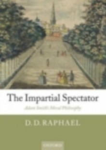 Обложка книги  - Impartial Spectator: Adam Smith's Moral Philosophy