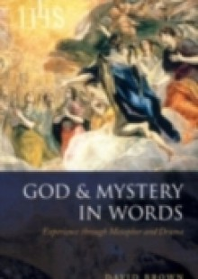Обложка книги  - God and Mystery in Words: Experience through Metaphor and Drama