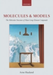 Обложка книги  - Molecules and Models: The molecular structures of main group element compounds