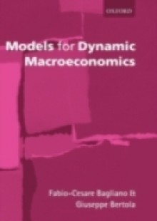 Обложка книги  - Models for Dynamic Macroeconomics