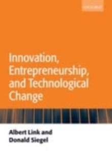 Обложка книги  - Innovation, Entrepreneurship, and Technological Change