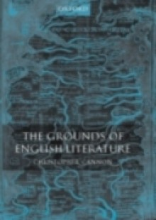 Обложка книги  - Grounds of English Literature