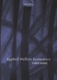 Обложка книги  - Applied Welfare Economics