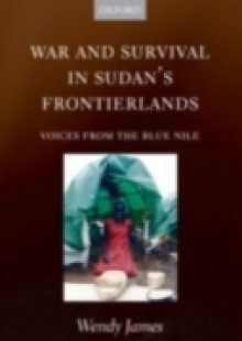 Обложка книги  - War and Survival in Sudan's Frontierlands: Voices from the Blue Nile