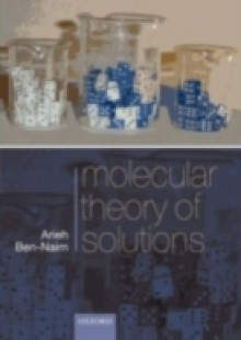 Обложка книги  - Molecular Theory of Solutions