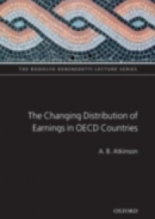 Обложка книги  - Changing Distribution of Earnings in OECD Countries