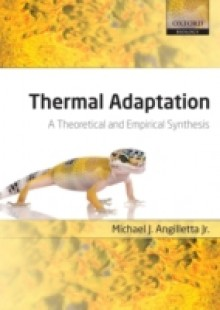 Обложка книги  - Thermal Adaptation: A Theoretical and Empirical Synthesis