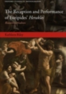 Обложка книги  - Reception and Performance of Euripides' Herakles: Reasoning Madness
