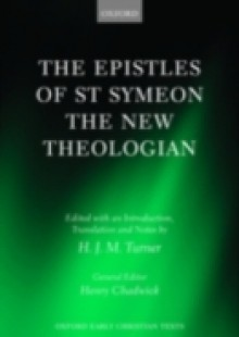 Обложка книги  - Epistles of St Symeon the New Theologian