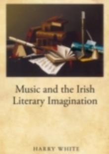 Обложка книги  - Music and the Irish Literary Imagination
