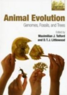 Обложка книги  - Animal Evolution: Genomes, Fossils, and Trees