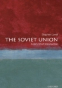 Обложка книги  - Soviet Union: A Very Short Introduction