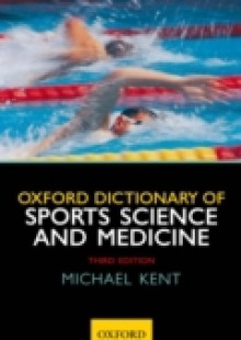 Обложка книги  - Oxford Dictionary of Sports Science and Medicine