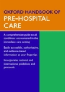 Обложка книги  - Oxford Handbook of Pre-Hospital Care