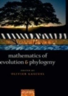 Обложка книги  - Mathematics of Evolution and Phylogeny