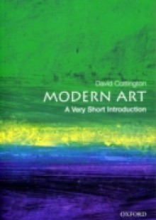 Обложка книги  - Modern Art: A Very Short Introduction
