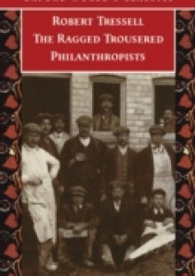 Обложка книги  - Ragged Trousered Philanthropists