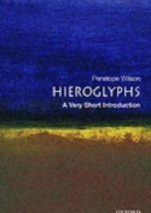 Обложка книги  - Hieroglyphs: A Very Short Introduction