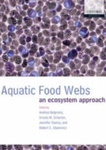 Обложка книги  - Aquatic Food Webs: An ecosystem approach