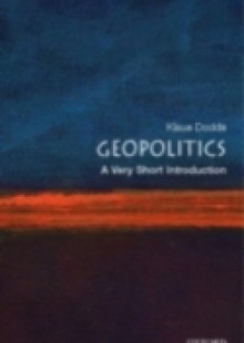 Обложка книги  - Geopolitics: A Very Short Introduction