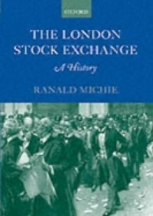 Обложка книги  - London Stock Exchange: A History