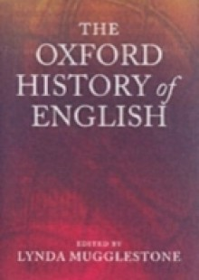 Обложка книги  - Oxford History of English