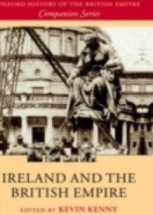 Обложка книги  - Ireland and the British Empire