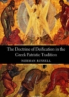 Обложка книги  - Doctrine of Deification in the Greek Patristic Tradition