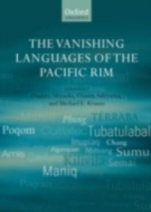 Обложка книги  - Vanishing Languages of the Pacific Rim
