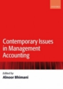 Обложка книги  - Contemporary Issues in Management Accounting