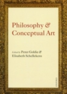 Обложка книги  - Philosophy and Conceptual Art