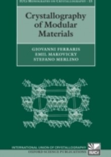 Обложка книги  - Crystallography of Modular Materials