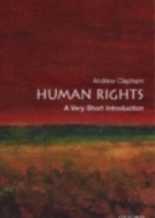 Обложка книги  - Human Rights: A Very Short Introduction