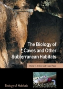 Обложка книги  - Biology of Caves and Other Subterranean Habitats