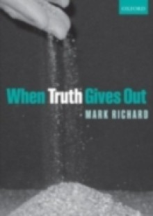 Обложка книги  - When Truth Gives Out