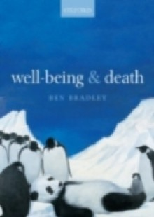Обложка книги  - Well-Being and Death