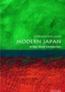 Обложка книги  - Modern Japan: A Very Short Introduction