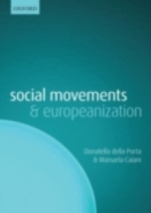 Обложка книги  - Social Movements and Europeanization