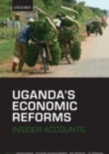 Обложка книги  - Uganda's Economic Reforms: Insider Accounts