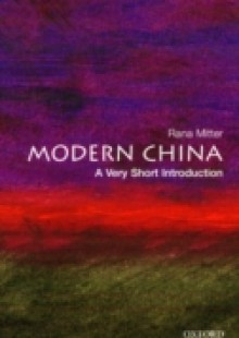 Обложка книги  - Modern China: A Very Short Introduction
