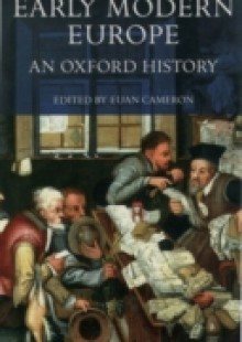 Обложка книги  - Early Modern Europe: An Oxford History