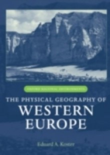 Обложка книги  - Physical Geography of Western Europe