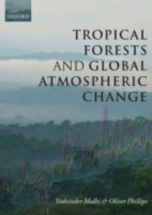 Обложка книги  - Tropical Forests and Global Atmospheric Change