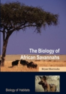Обложка книги  - Biology of African Savannahs