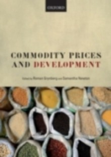 Обложка книги  - Commodity Prices and Development