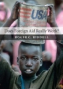Обложка книги  - Does Foreign Aid Really Work?